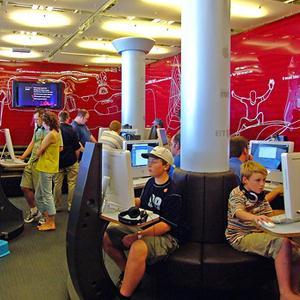Интернет-кафе Майского