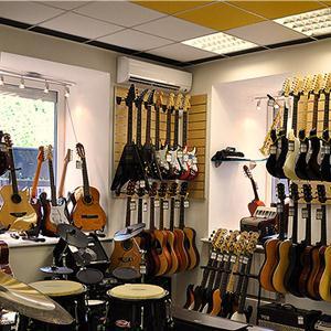 Музыкальные магазины Майского