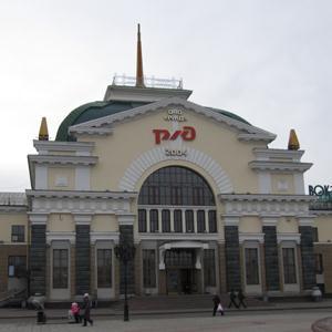 Железнодорожные вокзалы Майского